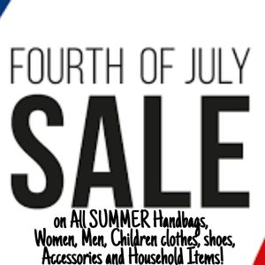 Other - 4ty of July Sale Going on!!!